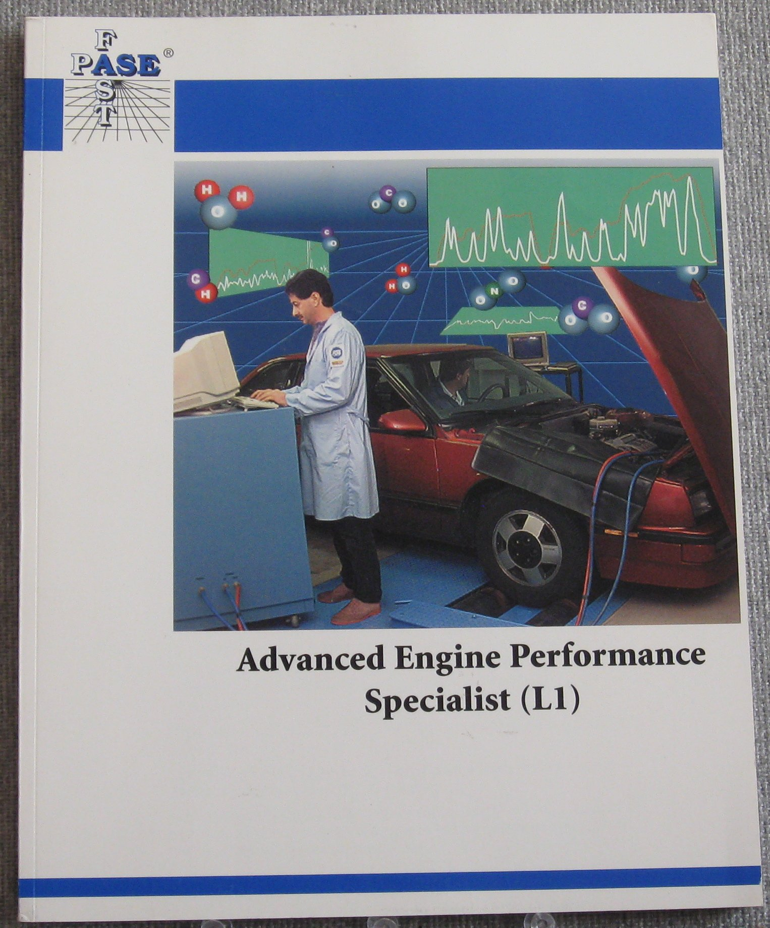 Fast Pase Advanced Engine Performance Specialist L1 Book Only