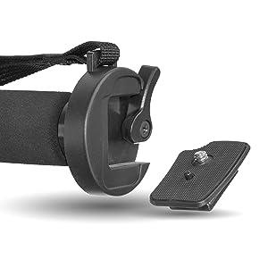 Ultimaxx 72 Monopod w/Quick Release for Canon, Nikon, Sony, Samsung, Olympus, Fujifilm, Panasonic & Pentax