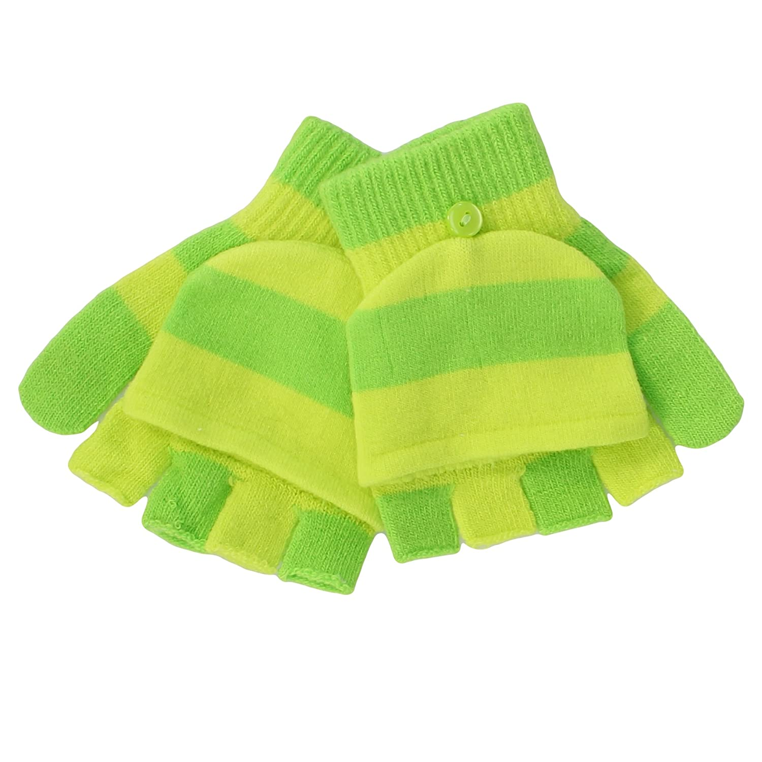 SO Convertible Flip Gloves for Girls One Size