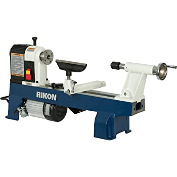 Amazon Com Rikon 70 100 12 By 16 Inch Mini Lathe Home