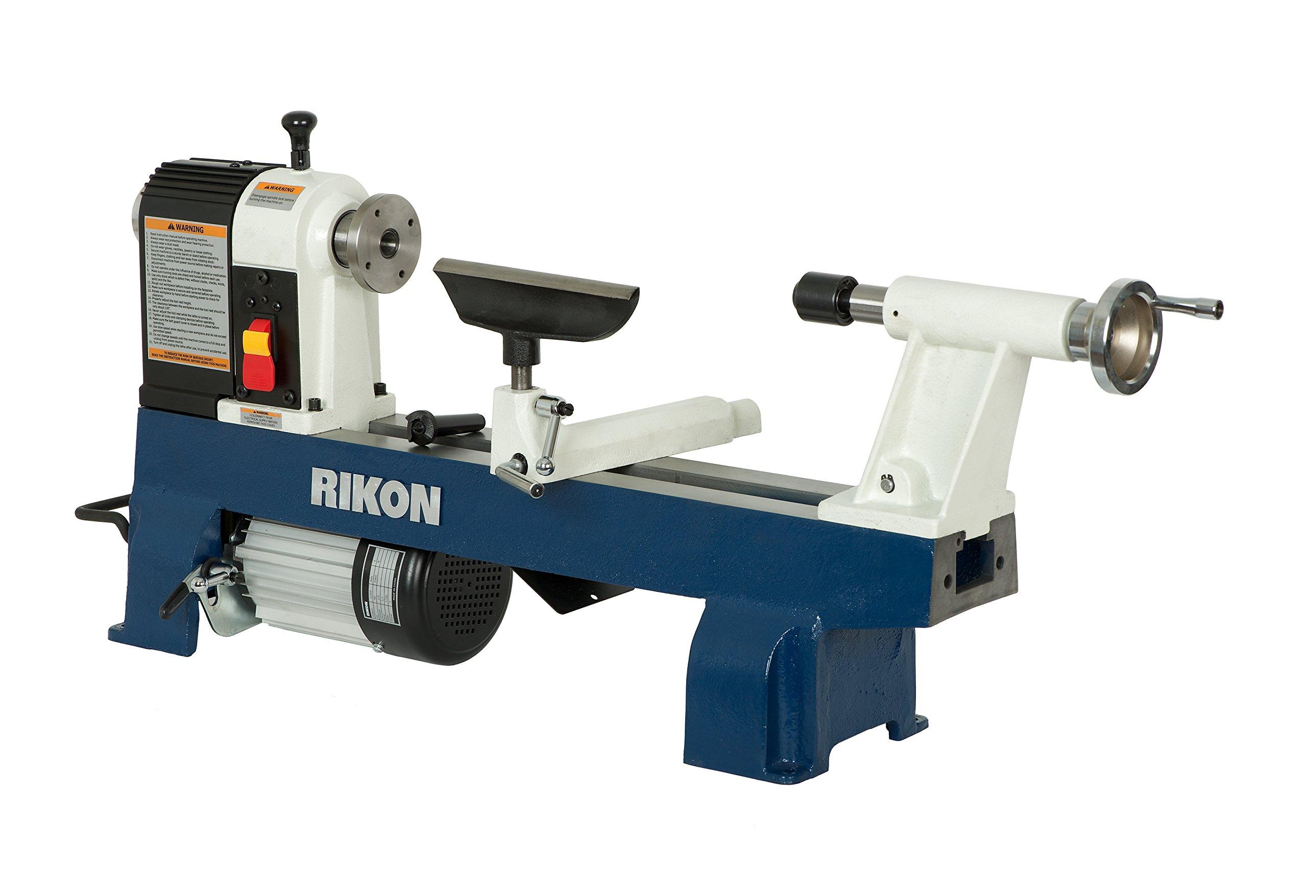 RIKON 70-100 12-by-16-Inch Mini Lathe by RIKON Power Tools