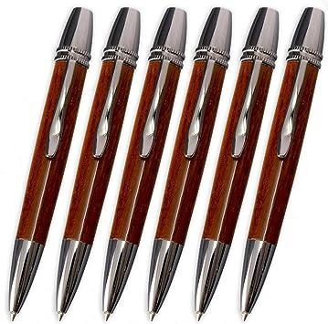 Legacy Woodturning Many Finishes Multi-Packs Polaris Twist Pen Kit