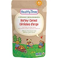 Healthy Times Organic Whole Grain Cereal, Barley, 142g