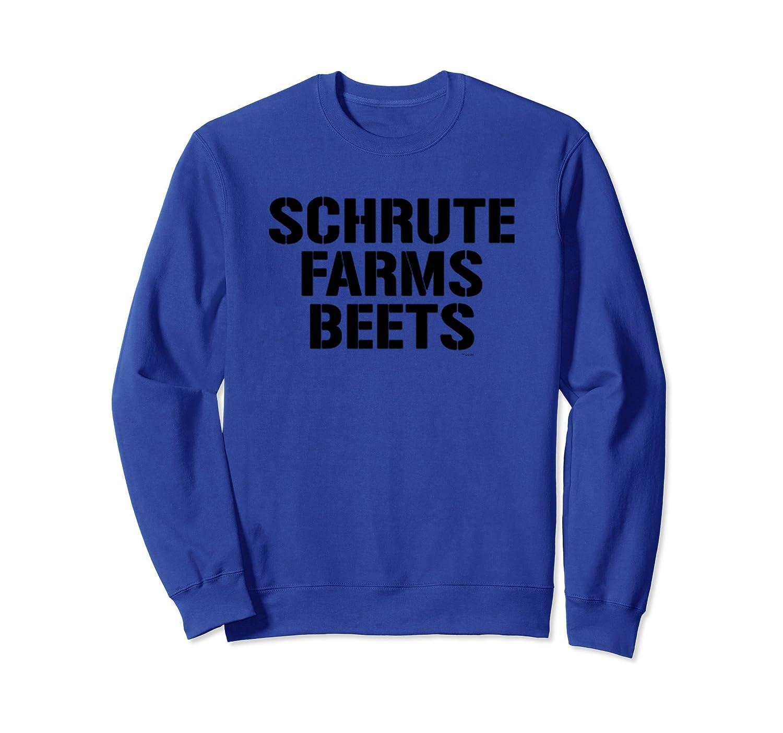 7400fd6d5 The Office Dwight Schrute Farms Beets Crew Neck Sweatshirt – Paramatee