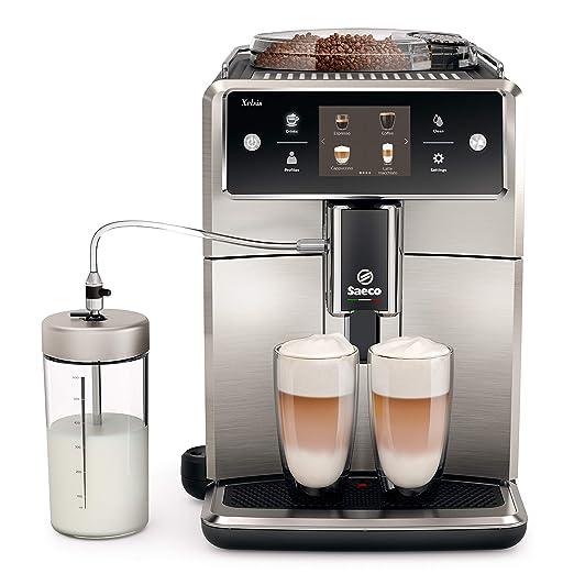 SAECO Xelsis SM7683/10 - Cafetera de espresso súper ...