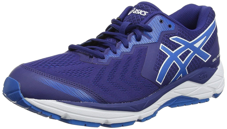 Asics Gel-Foundation 13 (2e), Zapatillas de Running para Hombre 46.5 EU|Azul (Blue Print/Race Blue 400)