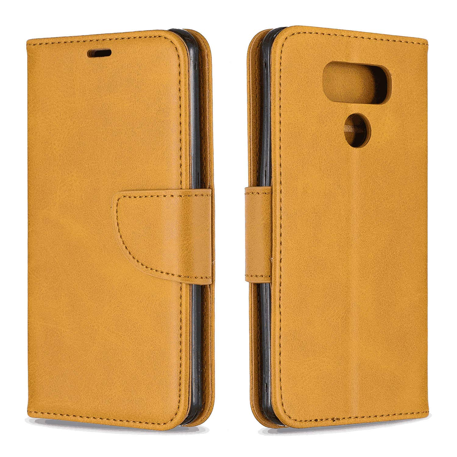 iPhone Xs Flip Case Cover for iPhone Xs Leather Card Holders Wallet case Extra-Protective Business Kickstand with Free Waterproof-Bag Fashion