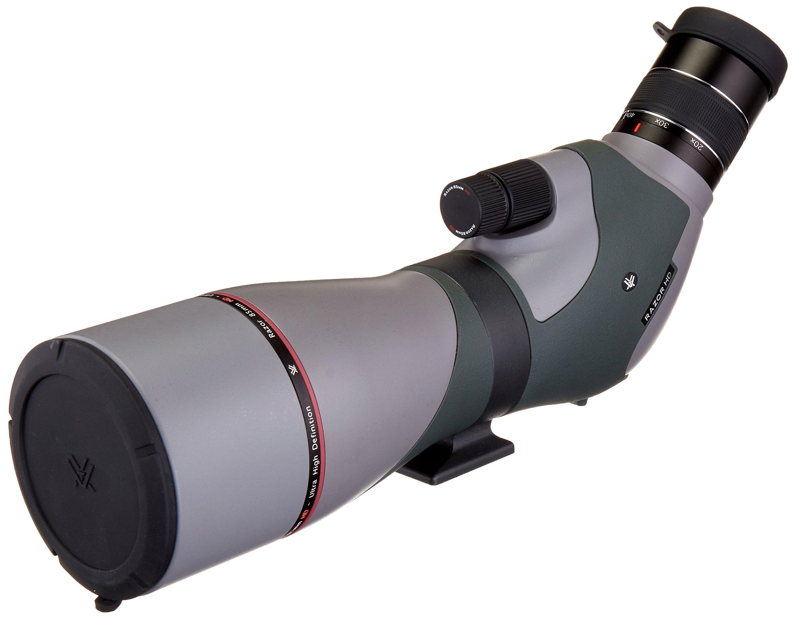 Vortex Optics Razor HD Angled Spotting Scope, 16-48x65 by Vortex Optics