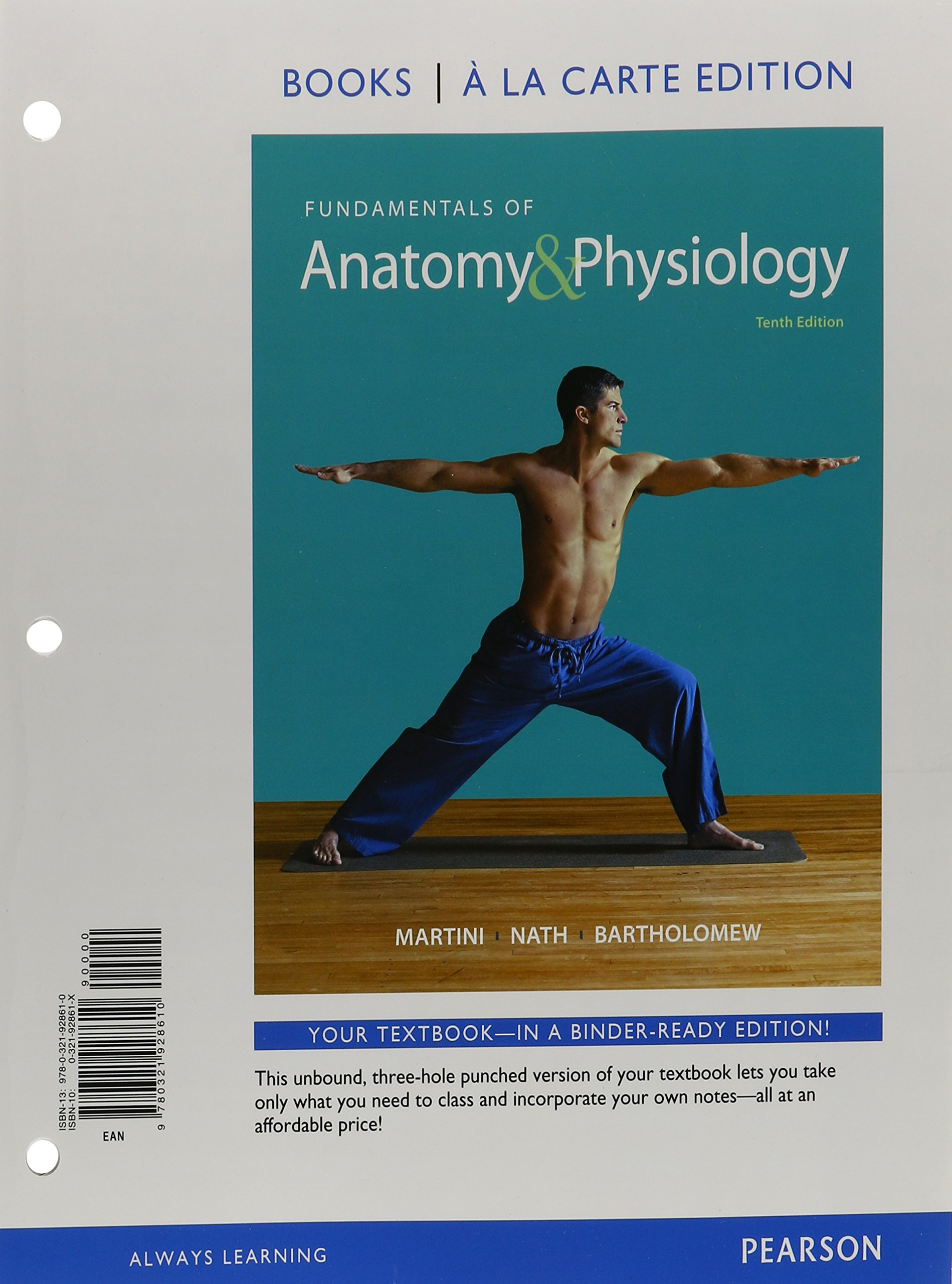 Unique Essentials Of Anatomy And Physiology Martini Bartholomew 6th ...