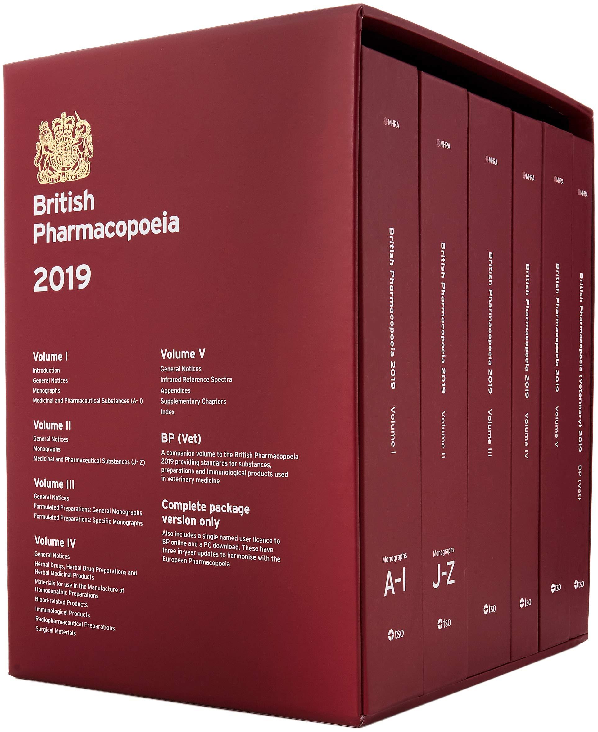 british pharmacopoeia 2018 free download pdf