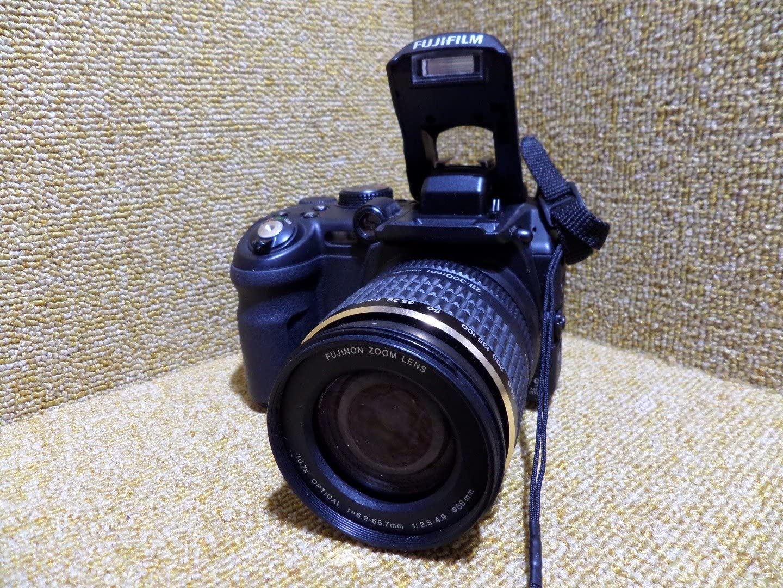 Fuji S9600 Zoom - Cámara Digital (9,0 Mpx): Amazon.es: Electrónica