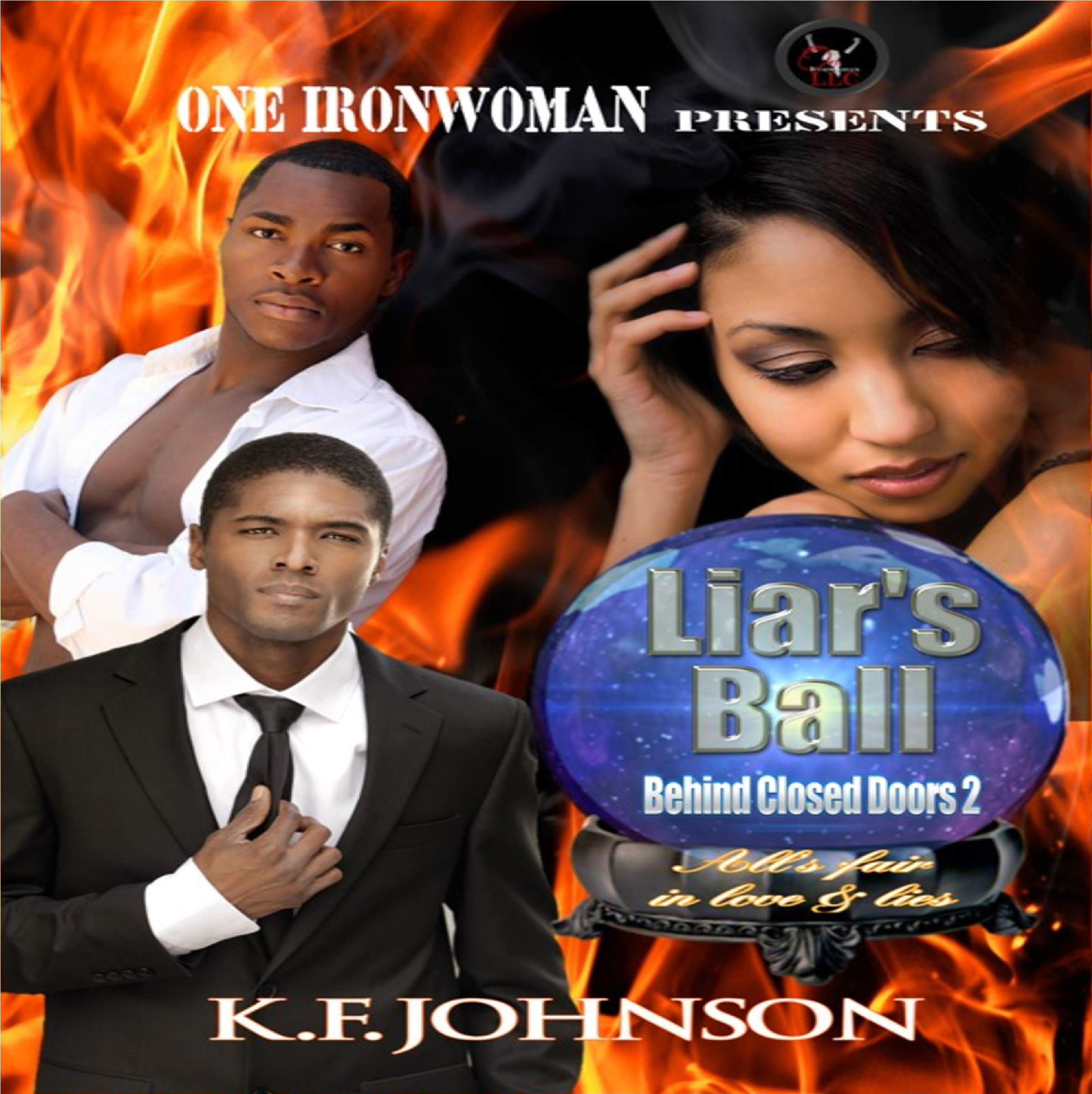 Liar's Ball (Volume 2) by One Ironwoman Publishing (Image #1)