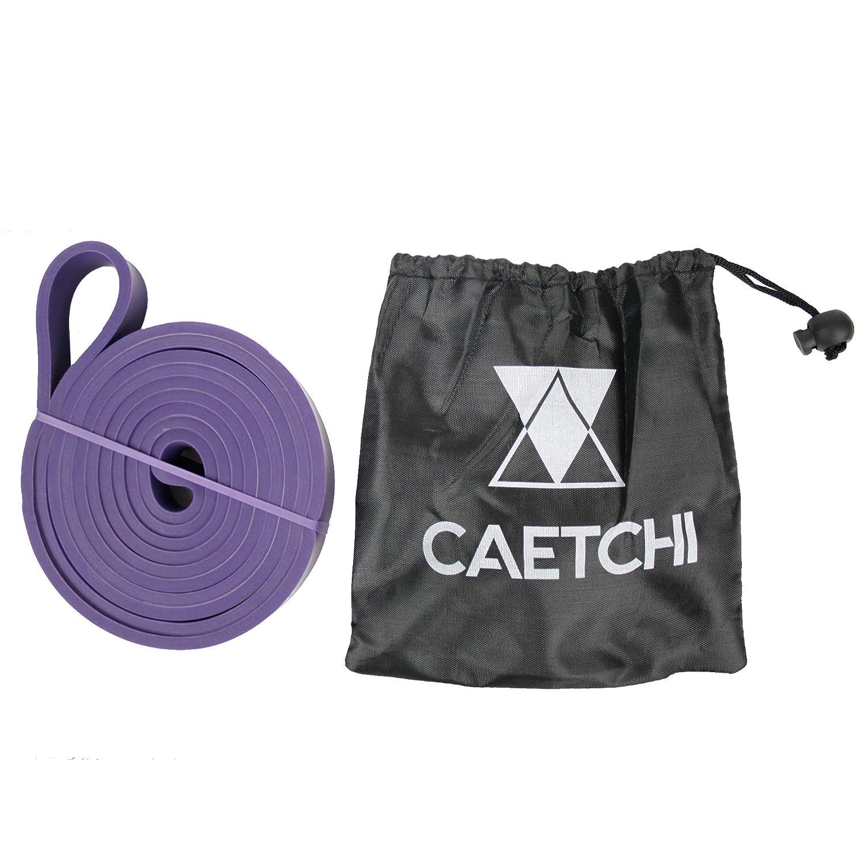 CAETCHI Bandas de Resistencia Libro Digital de Ejercicios para Crossfit | Bodybuilding y Ejercicios de Estiramientos: Amazon.es: Deportes y aire libre