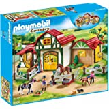 PLAYMOBIL 9262 Advent Christmas Calendar Horse Farm Multicolour 125 Pieces