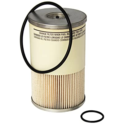 WIX Filters - 33964 Heavy Duty Cartridge Fuel Metal Canister, Pack of 1: Automotive [5Bkhe1014252]
