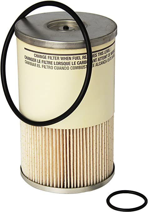 33964 Heavy Duty Cartridge Fuel Metal Canister Pack of 1 WIX Filters