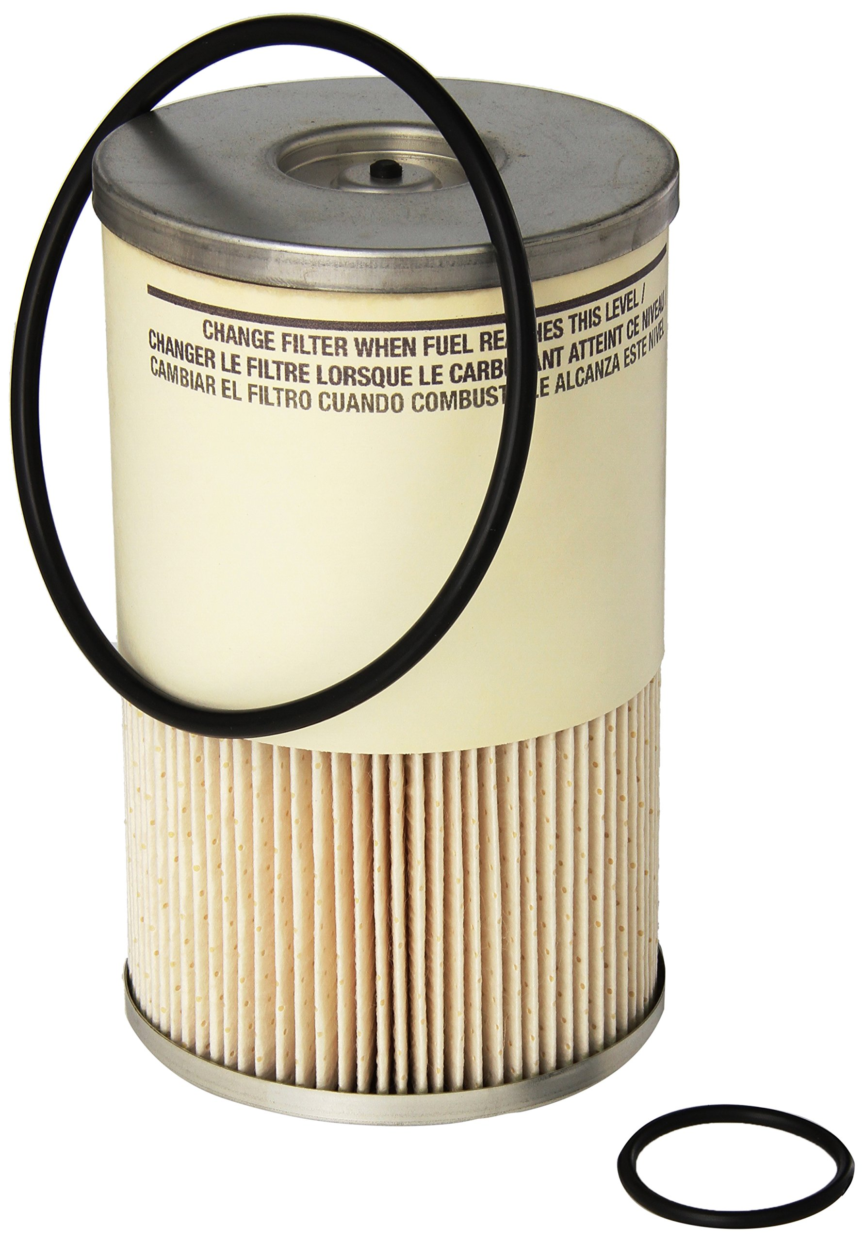WIX Filters - 33964 Heavy Duty Cartridge Fuel Metal Canister, Pack of 1 by Wix