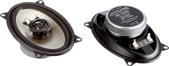 Alpine Sxe 4625s 10x15 Cm 2 Wege Koaxiallautsprecher Elektronik