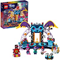 LEGO Trolls 41254 Volcano Rock City Concert Building Kit (387 Pieces)