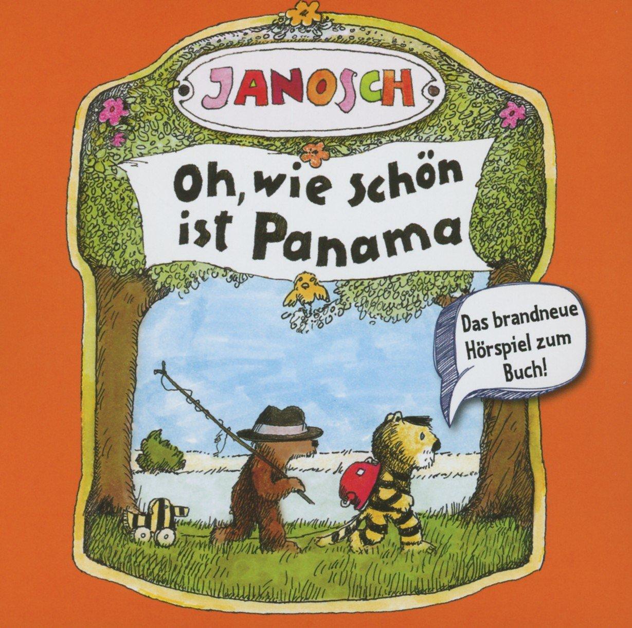 book panama ist oh schon wie