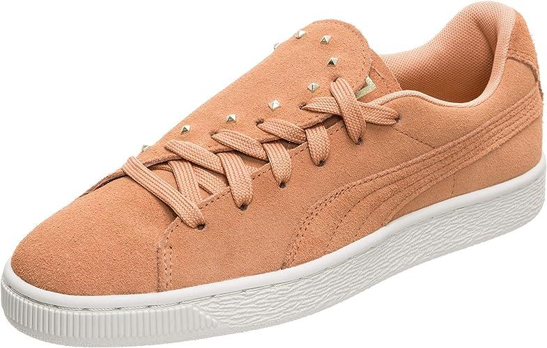 Puma Sneakers Suede Crush Studs Wns 369688 01 ToastToast