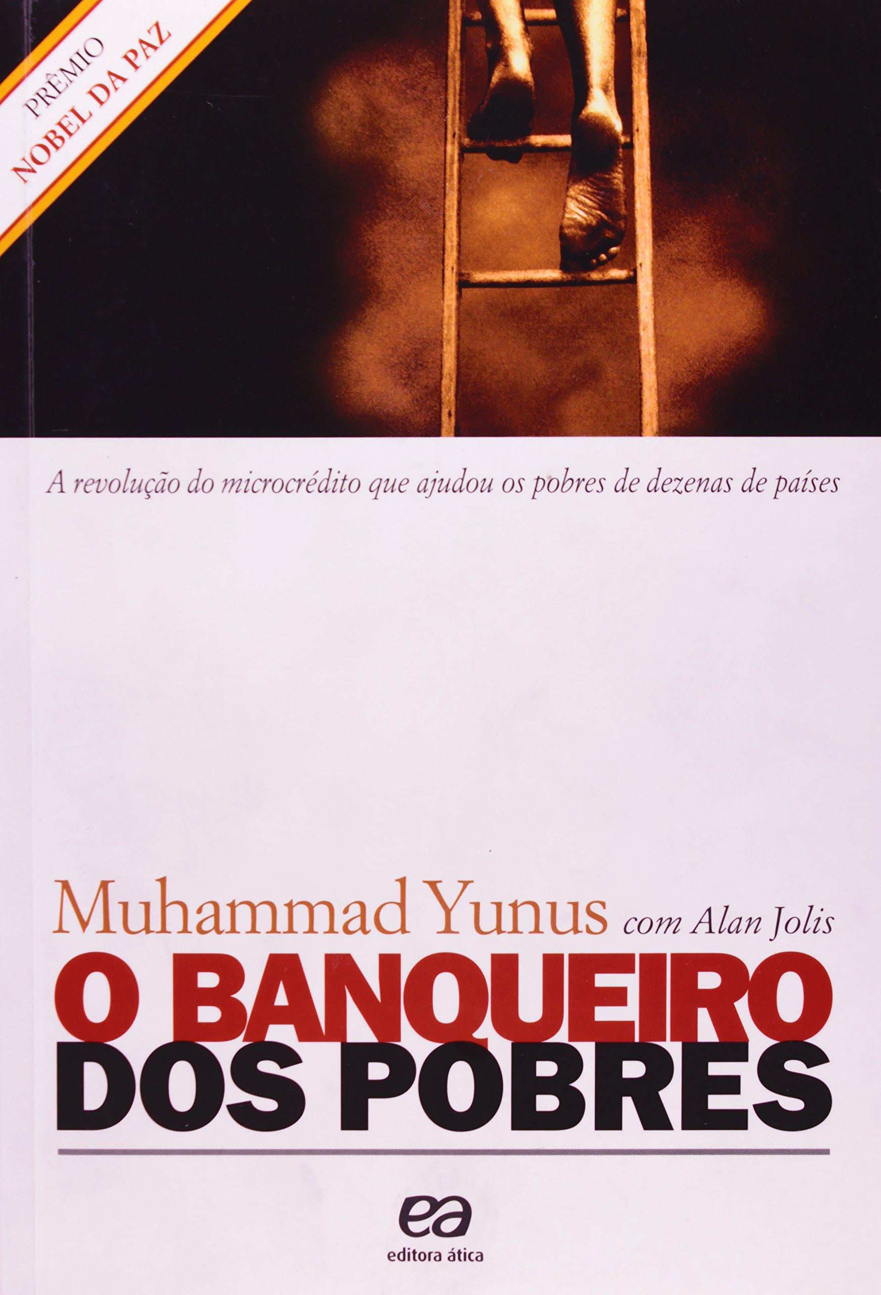 livro o banqueiro dos pobres muhammad yunus