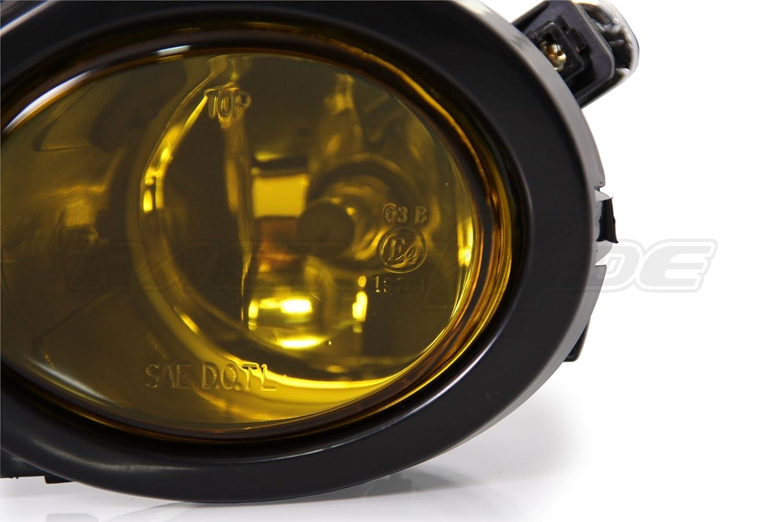 klar gelb Nebelscheinwerfer Set