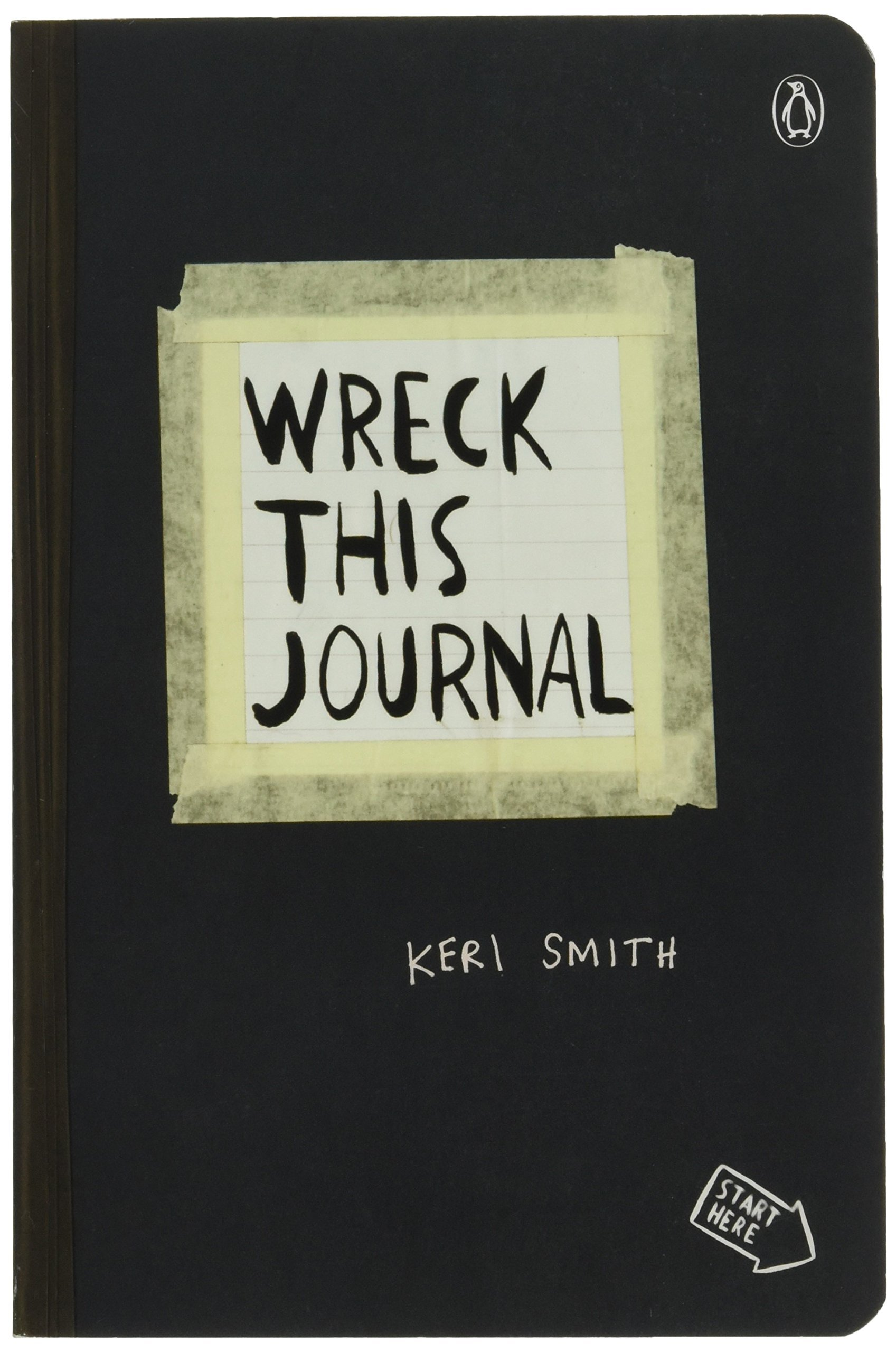 VPEGR Wreck This Journal