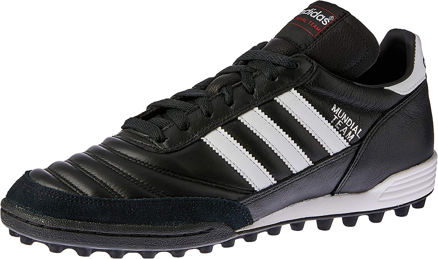 Hacer deporte contar hasta reputación  Amazon.com | adidas Performance Mundial Team Turf Soccer Cleat | Soccer