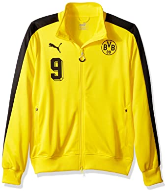 f9a8a4ea PUMA Men's BVB T7 Jacket