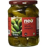 Neo Foods Whole Jalapeno, 680g