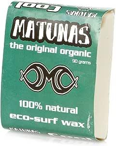 Matunas Organic Surf Wax One Size Cool