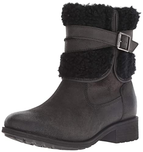 ee56d9f6a1b Ugg Australia BLAYRE III Boots 2019 black, 38: Amazon.co.uk: Shoes ...