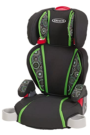 Amazon Com Graco Highback Turbobooster Car Seat Spitfire Baby