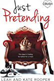 Just Pretending (Chicago Falcons Book 3)