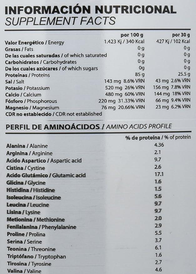 BigMan Zero Whey Protein Isolate 907 gr Choco-Nata: Amazon.es: Salud y cuidado personal