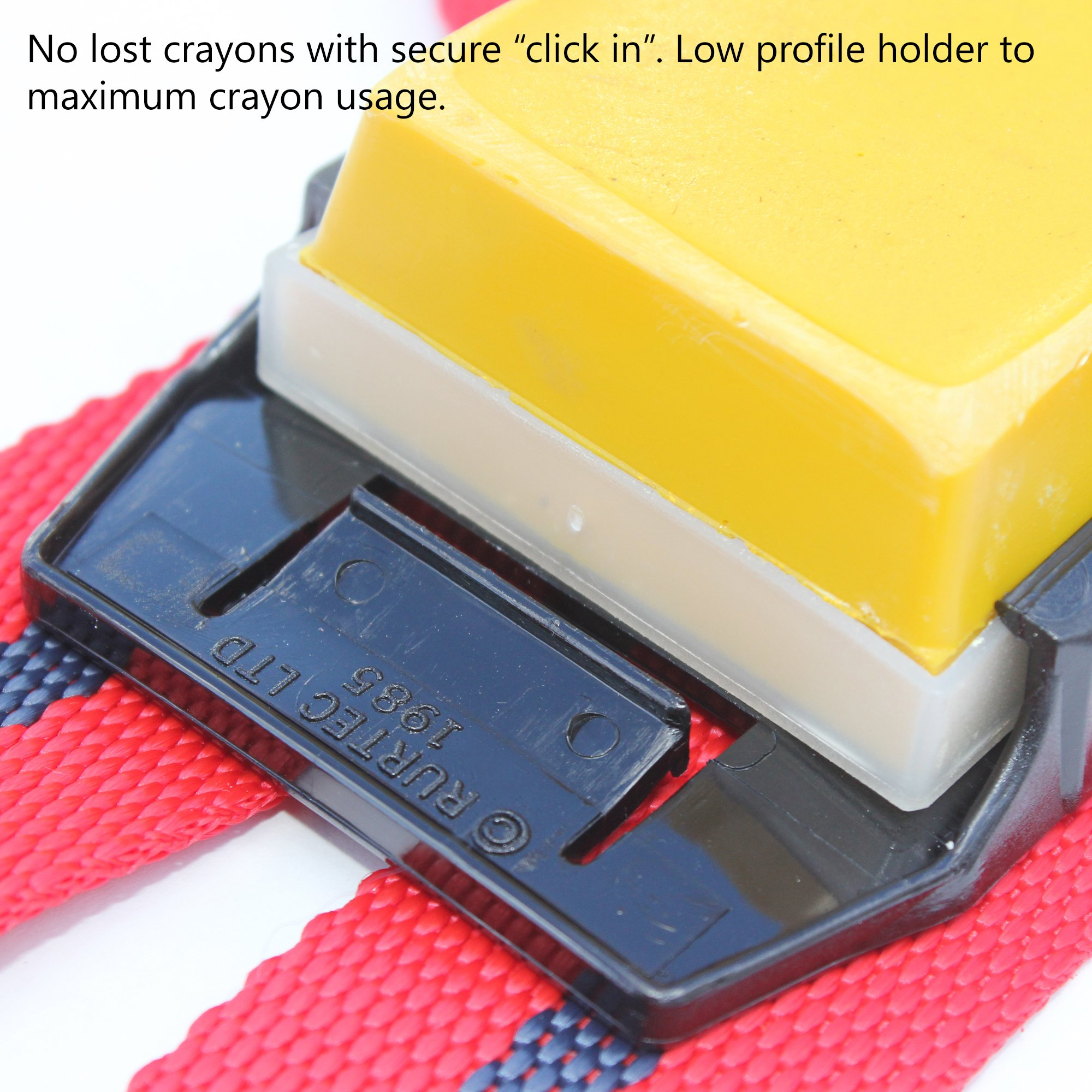 MATINGMARK Deluxe Ram Marking Harness for Monitoring Breeding Sheep & Goats by Rurtec, Crayon Block Marker System, Made in New Zealand - Standard Size (Crayon Sold Separately) by MATINGMARK (Image #7)