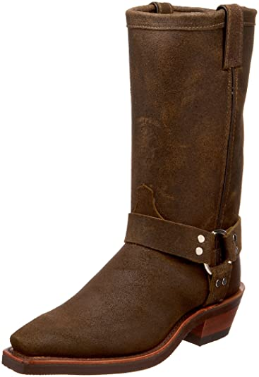 "Men's 12"" Snip Toe 27914 Harness Boot"