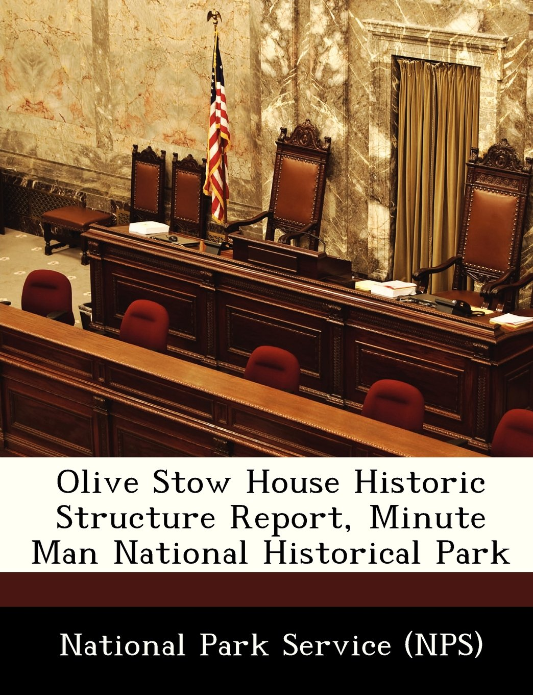 Read Online Olive Stow House Historic Structure Report, Minute Man National Historical Park pdf
