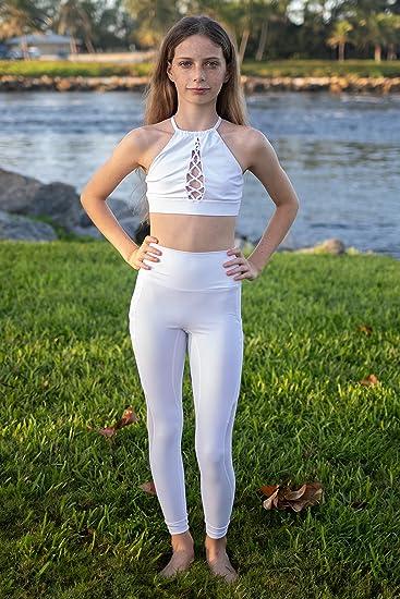 Werk Dancewear Serenity Bra Top Fashionable Activewear Designed for Dance