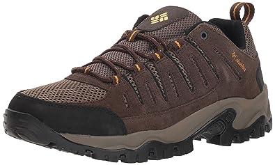 6e14a174b99b Columbia Men s Lakeview II Low Hunting Shoe Cordovan