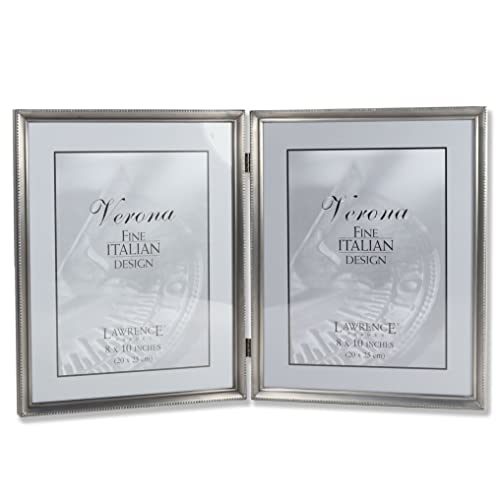 Antique Silver Wooden Picture Frame: Amazon.com