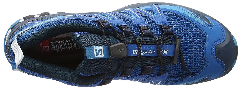 Salomon Herren Xa Pro 3D Traillaufschuhe Traillaufschuhe Traillaufschuhe grün 43 1 3 EU B07CZ7HYVL  7d4f27