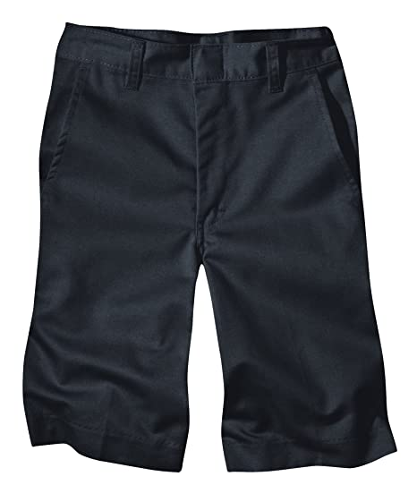 73af87334e Amazon.com  Dickies Boys  School Uniform Flat Front Short  School Uniform  Pants  Clothing