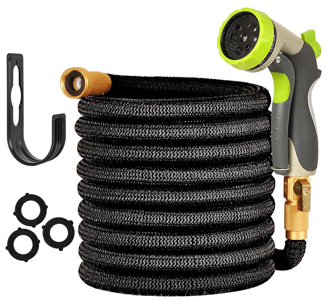 Expandable Garden Hose - 50ft Water Hose with 3/4\