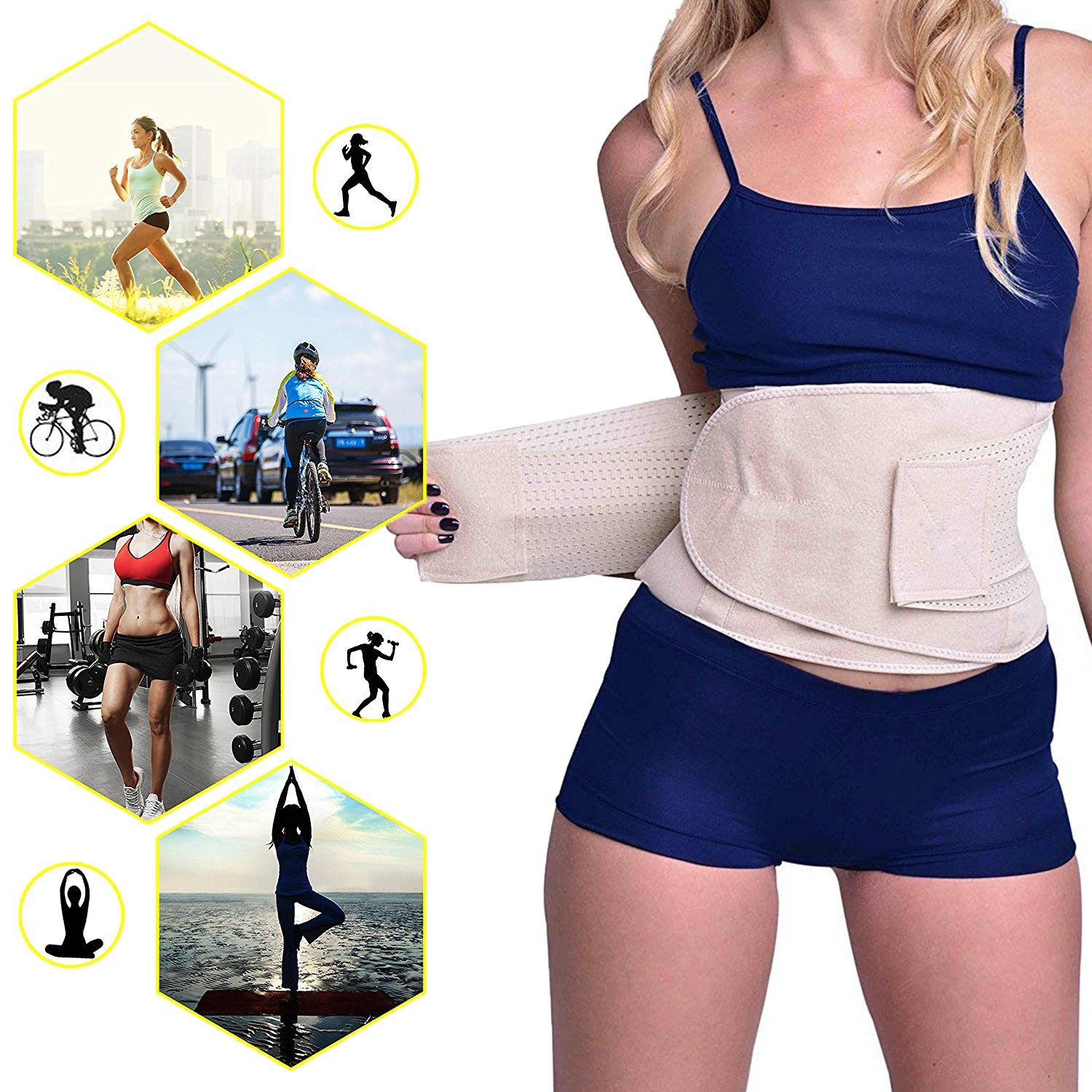 how to lose belly fat with waist trainer