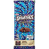 Smarties Milk Chocolate Block, 180 Grams x 12