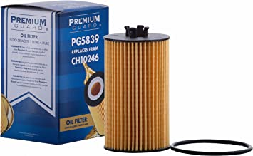 Amazon Com Pg Oil Filter Po5839 Fits 2007 2020 Various Models Of