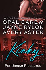 Kinky: An Older Man, Younger Woman Romance (Penthouse Pleasures Book 2) Kindle Edition