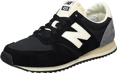 New Balance 420 70s Running, Zapatillas Unisex Adulto, Negro (Black), 36 EU: Amazon.es: Zapatos y complementos
